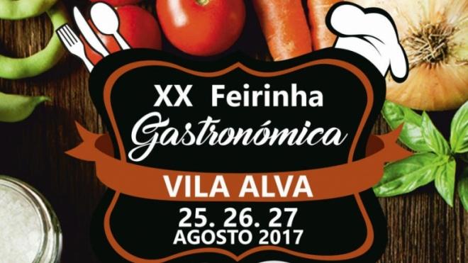 XX Feirinha Gastronómica de Vila Alva