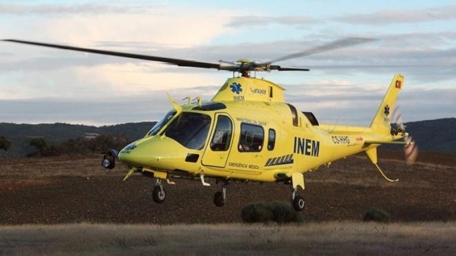 Aeroporto de Beja disponível para helicóptero do INEM