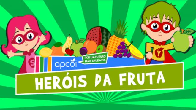 """15 estabelecimentos de ensino de Beja no projecto """"Heróis da Fruta"""""""