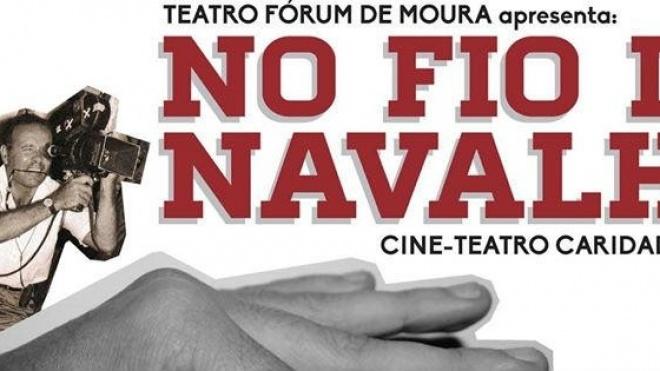 Teatro em Moura e Jorge Serafim em Vidigueira