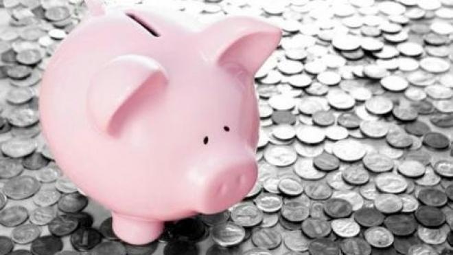 Intenções de poupança aumentam