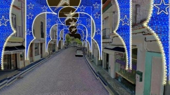 Câmara de Beja promete iluminações de Natal para breve