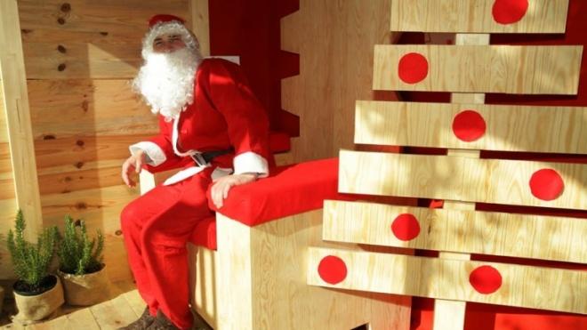 Cri'arte na Casa do Pai Natal