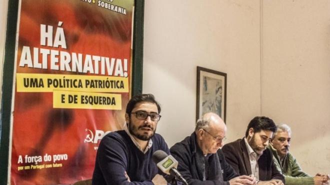 """PCP apresenta """"soluções"""" para  o Alentejo"""