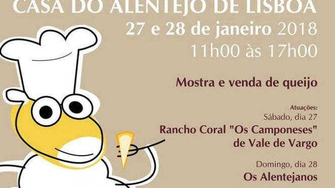 """Feira do Queijo do Alentejo """"apresenta-se"""" em Lisboa"""