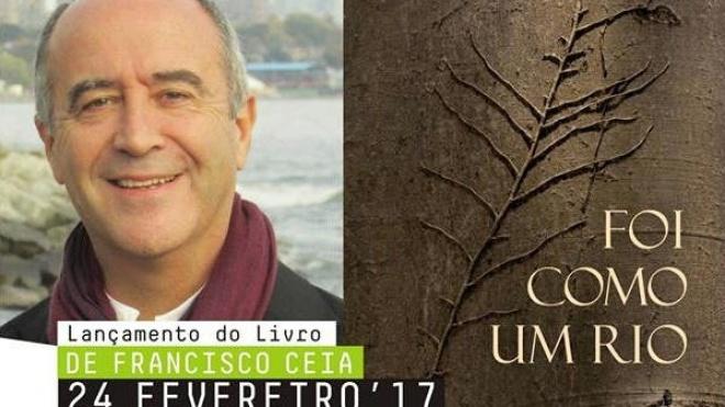 Livro de Francisco Ceia apresentado em Beja