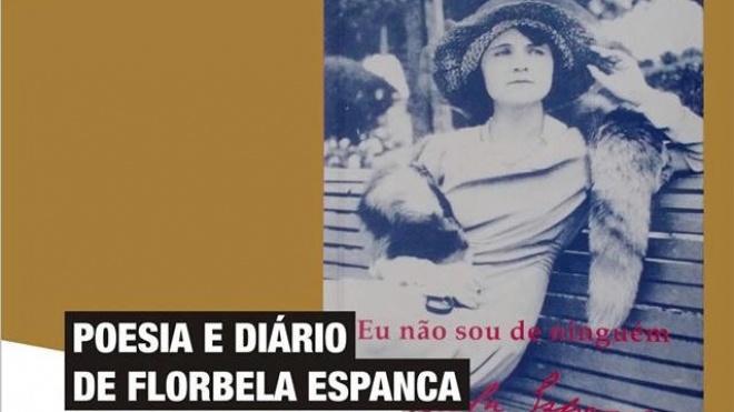 """Biblioteca de Beja apresenta """"Poesia e Diário de Florbela Espanca"""""""