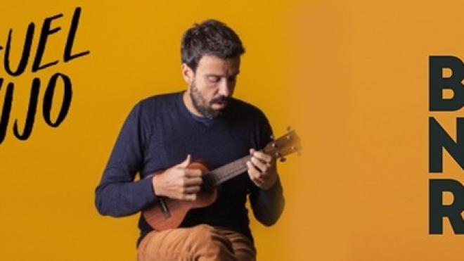 Miguel Araújo no encerramento do Festival Beja na Rua