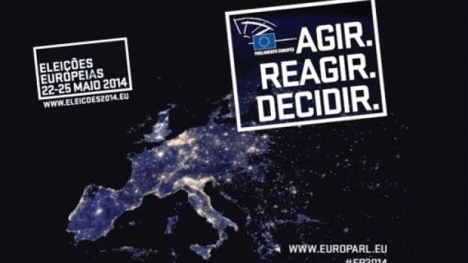 Realizam-se hoje, as Eleições para o PE em Portugal