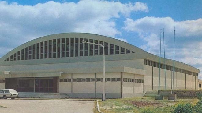 Pavilhão gimnodesportivo de Moura interdito
