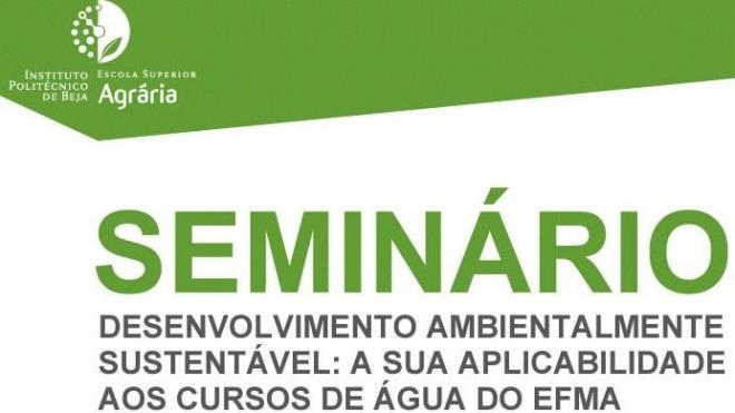 IPB debate gestão sustentável e protecção dos recursos naturais