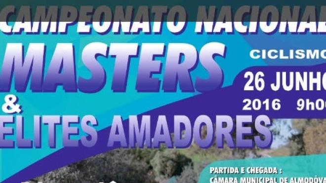 Almodôvar acolhe Campeonato Nacional de Masters e Elites
