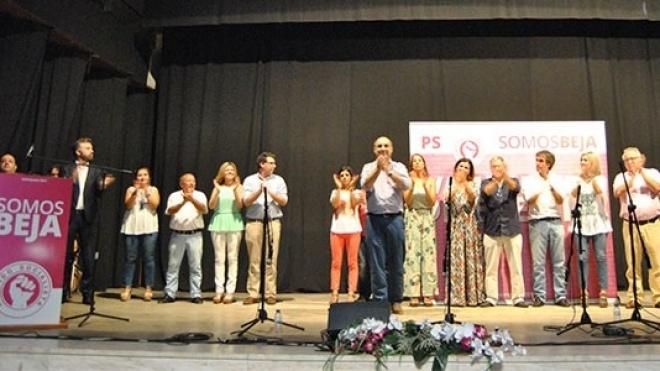 PS apresentou candidatos a Beja