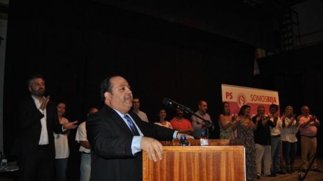 Pedro do Carmo defende junção da CIMBAL com a CIMAL