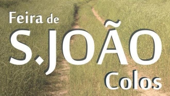 Feira de S. João em Colos