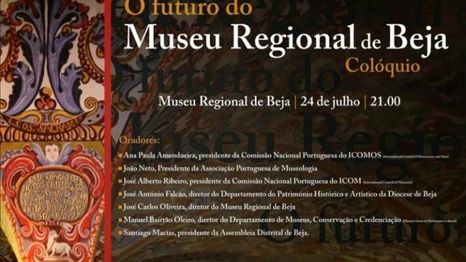 Museu Regional de Beja que futuro?