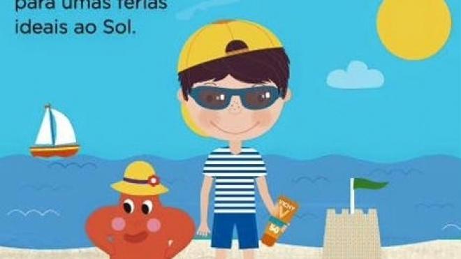 Comportamentos saudáveis ao sol
