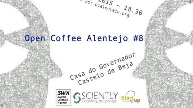8ª edição do Open Coffee Alentejo em Beja