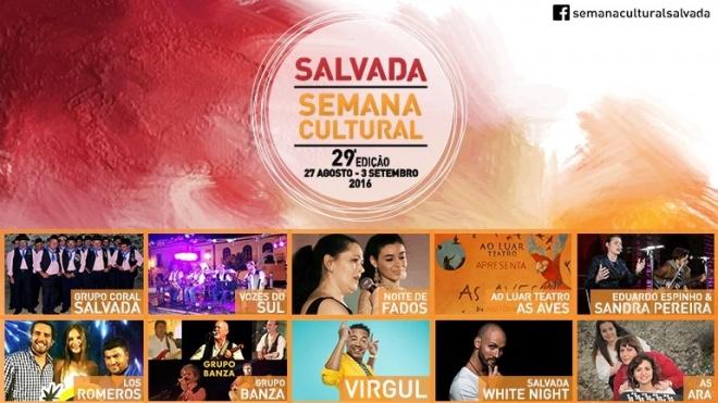 Semana Cultural de Salvada