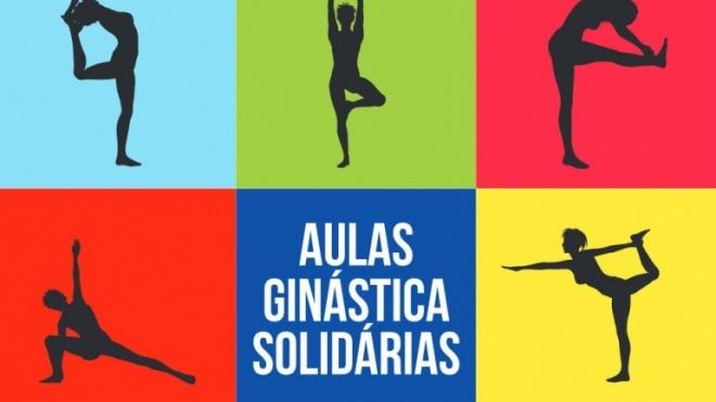 Vidigueira tem aulas de ginástica solidárias