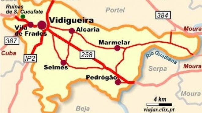 PSD/CDS-PP de Vidigueira reuniu-se com Executivo