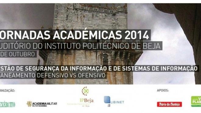 Jornadas Académicas no IPBeja