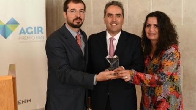 """Ferreira Empreende"" conquista Prémio AGIR da REN"