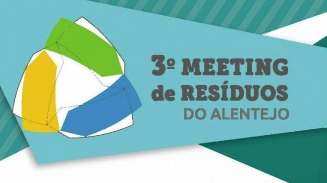 3º Meeting de Resíduos do Alentejo