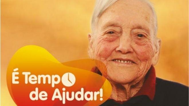 """Campanha Solidária """"É Tempo de Ajudar"""""""
