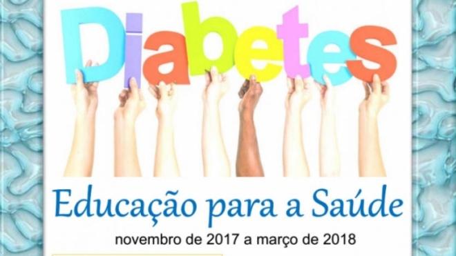 Sessões de Educação para a Saúde sobre a Diabetes em Ferreira do Alentejo