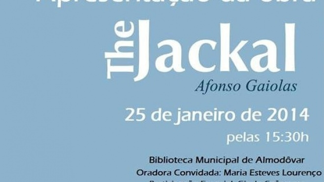 """""""The Jackal"""" é apresentado hoje em Almodôvar"""