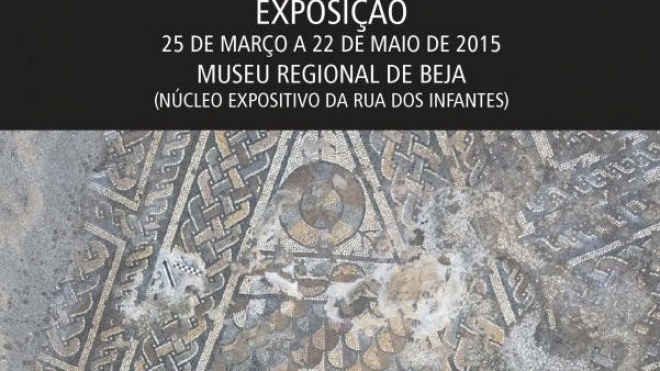 Museu de Beja apresenta exposição sobre Villa Romana do Rabaçal