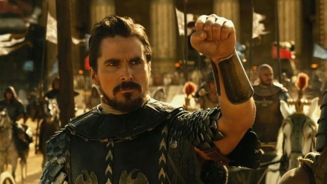 Exodus: Deuses e Reis para ver hoje no Pax Julia