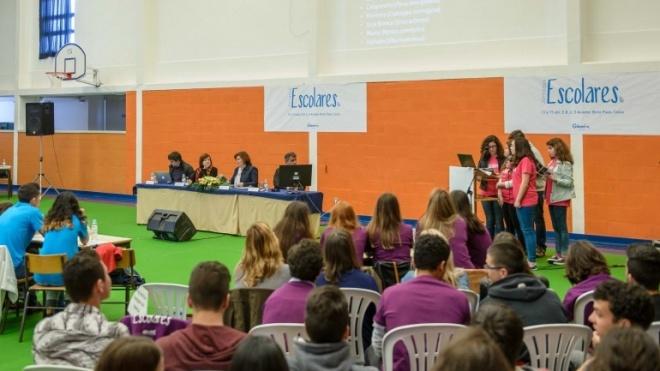 Jornadas escolares de Odemira