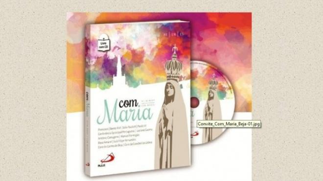 Apresentação do livro com CD «Com Maria» em Beja