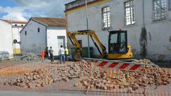 Requalificação urbanística do Largo da Restauração em Ferreira do Alentejo