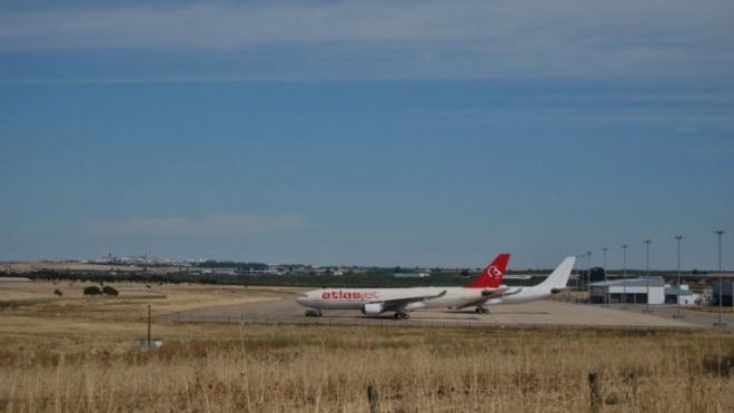 Base Aérea nº 11 e Aeroporto de Beja com exercício de emergência
