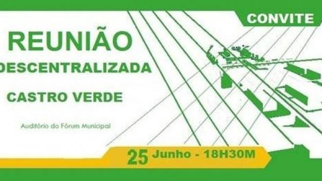 NERBE/AEBAL reúne-se com empresários de Castro Verde