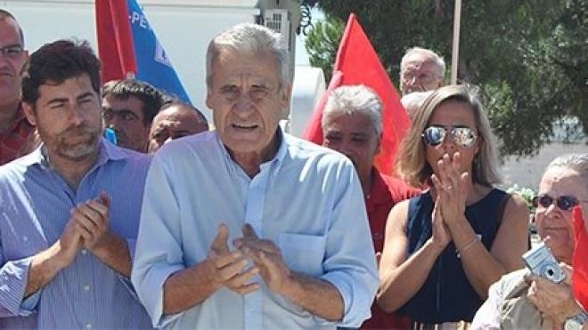 Jerónimo de Sousa está em Beja no dia 30