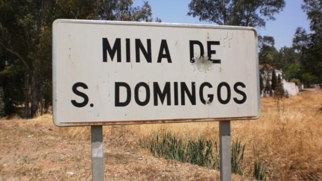 II fase da recuperação da área mineira de S.Domingos