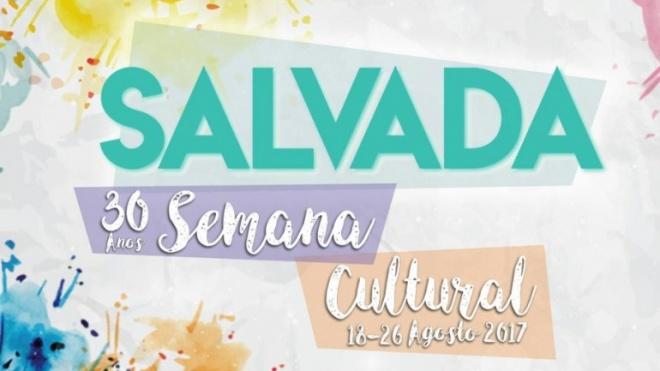 Semana Cultural da Salvada celebra 30 anos em 2017
