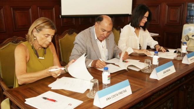 Protocolo para a salvaguarda e gestão da Vila Romana de Pisões