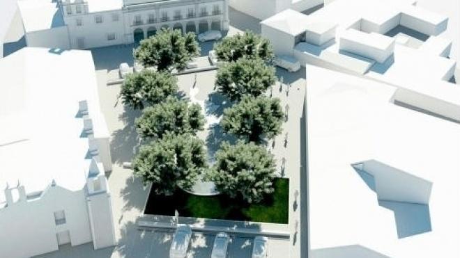 Requalificação de espaços públicos em Vidigueira