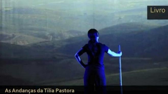 """Apresentação do livro """"As Andanças de Tília Pastora"""""""
