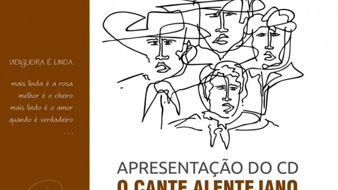 Vidigueira apresenta CD Cante Alentejano