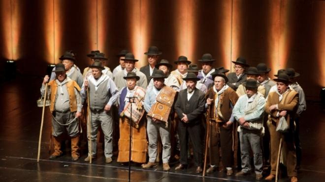 3º aniversário da declaração do Cante Alentejano como Património Cultural Imaterial da Humanidade