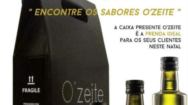 Fair Fruit lança Caixa Presente com Azeite Prestige