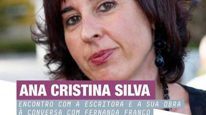 Vidas Literárias com Ana Cristina Silva