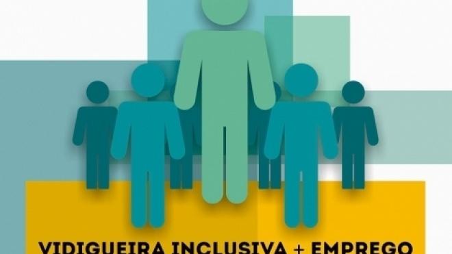 Vidigueira Inclusiva + Emprego