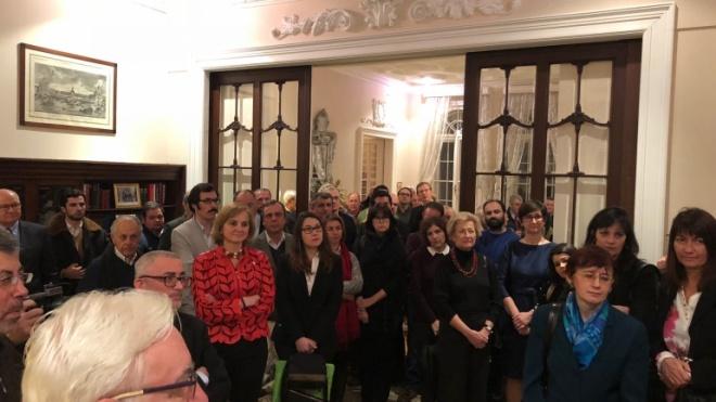 """FTSS com """"embaixada"""" cultural e económica em Budapeste"""